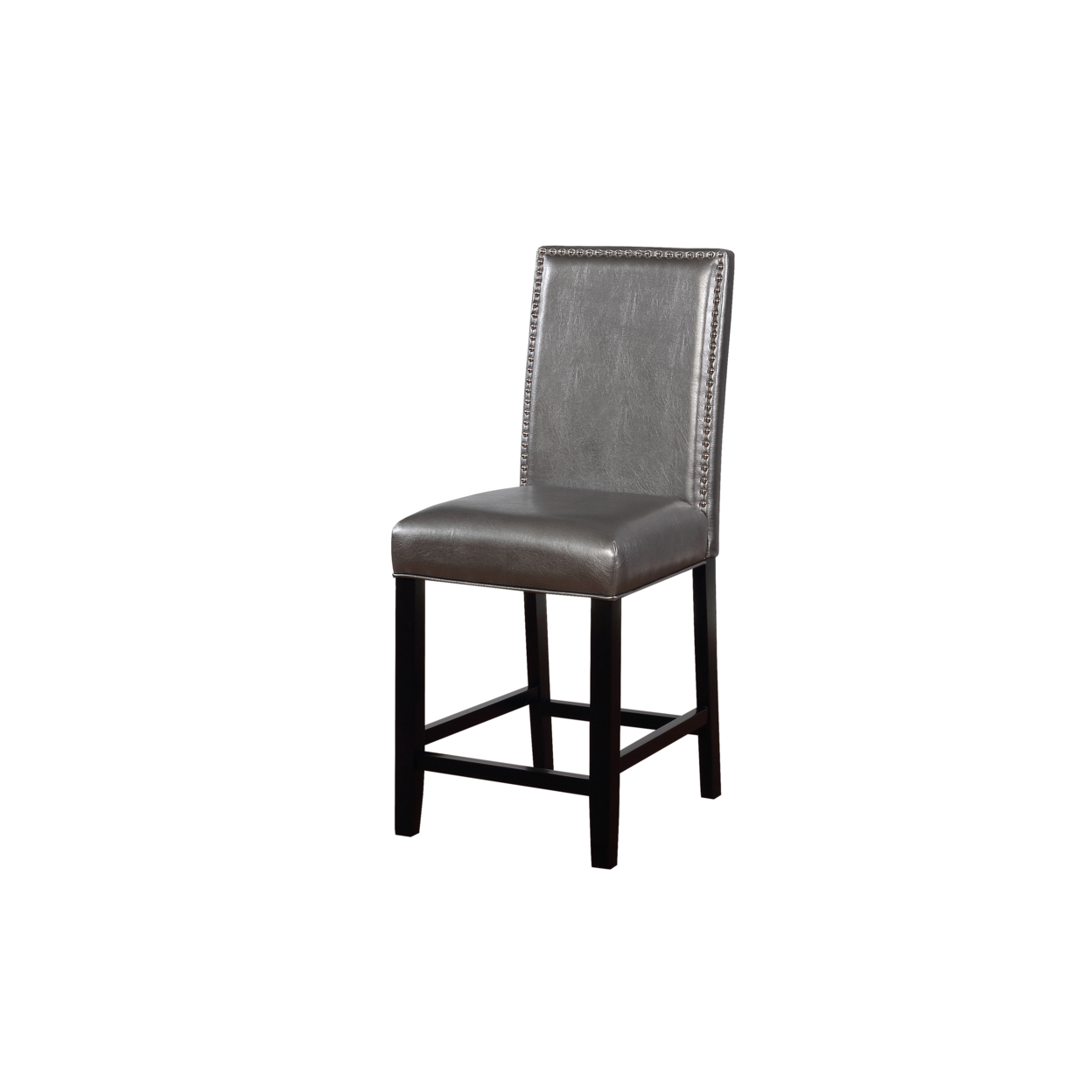 Stevie Pewter Counter Stool catina counter stool charcoal