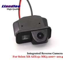 Liandlee For Scion XB AZE151 MK3 2007~2014 Car Reverse Camera Rear View Backup Parking Camera / Integrated High Quality new high quality rear view backup camera parking assist camera for toyota 86790 42030 8679042030