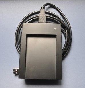 13.56 mhz USB IC lecteur de carte Mifare S50, Mifare S70 avec ISO1443 type