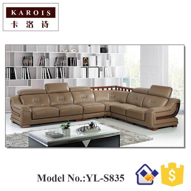 Laatste tekening kamer luxe woonkamer meubels sofa set ontwerpen ...