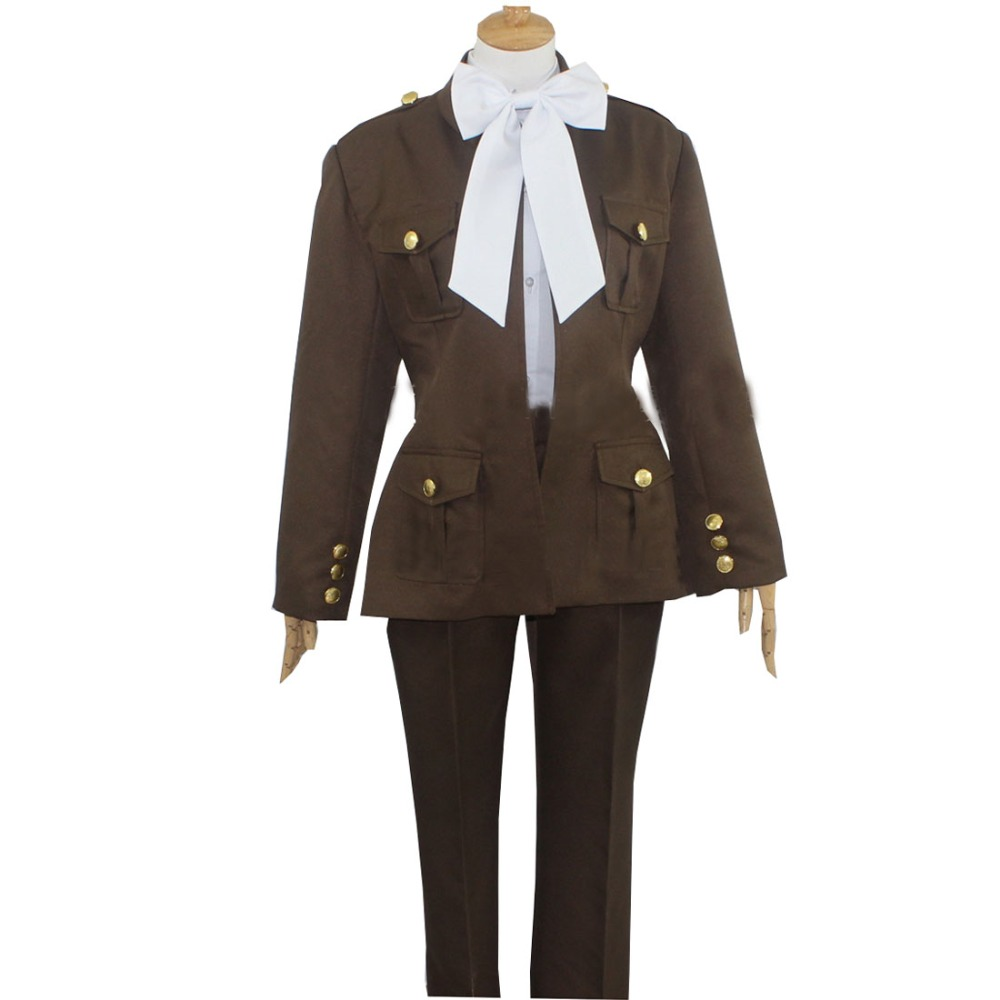 2017 Hetalia Iceland Cosplay costume Custom Made