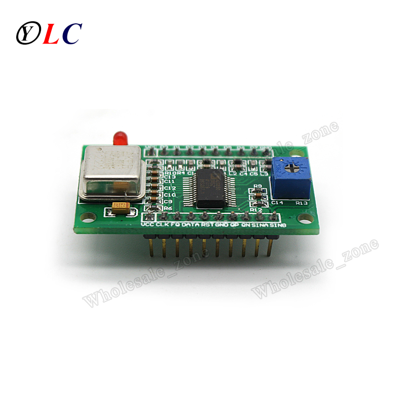 все цены на  AD9850 DDS Signal Generator Module 0-40MHz Test Equipment  онлайн