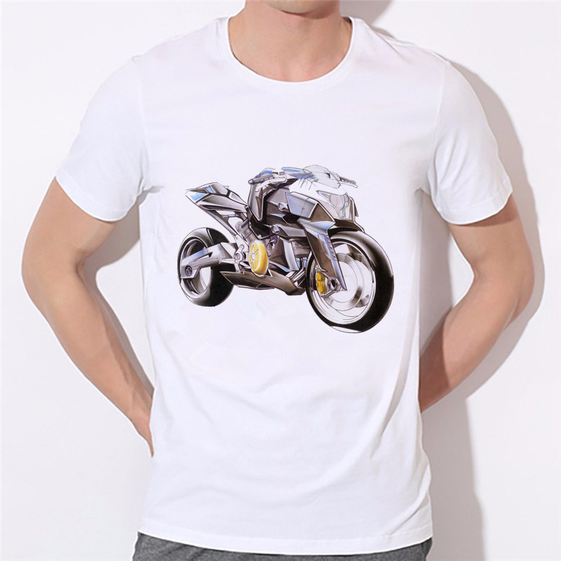 Online buy wholesale motorcycle tee shirts from china for Where can i buy t shirts in bulk for cheap