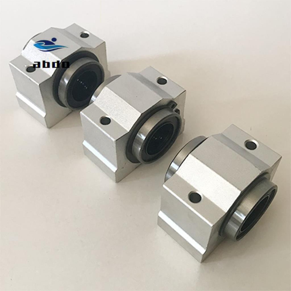 Высокое качество 2 шт. 10 мм втулка подшипника SC10V SC10VUU SCV10UU линейный блок подшипника для 10 мм линейных валов ЧПУ маршрутизатор