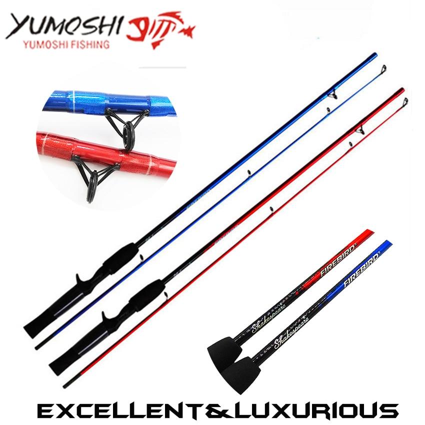 Vivid world yumoshi brand ultra light fishing rod medium 6 for Best fishing pole brands