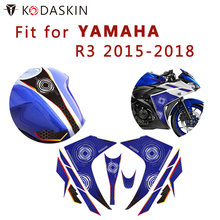 Модифицированные спортивные наклейки kodaskin для кузова автомобиля