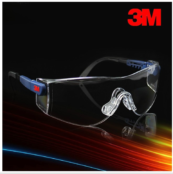3M 10196 laboratories safety clear glasses | Dust | Wind | sand | wind mirror | Goggles | splash  G82301