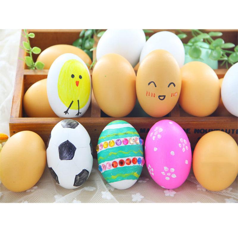 new kids nios diy pintura de huevos de pascua decoracin para el hogar juguetes artesanales