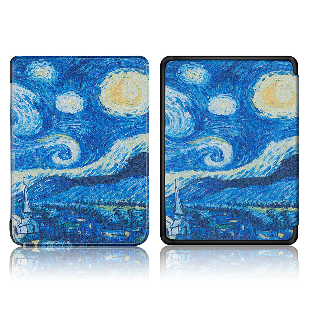 🛒[56sdy] New UP Case For Amazon Kindle Paperwhite 4 Cover
