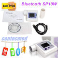 Contec wireless SP10W infrared Digital Spirometer,PEF,FEFV1,FEF Lung Volume Device NEW