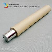 Dia. 25x400 мм неодимовый магнитная палочка 6 К 12 К GS цилиндр фильтр сильный неодимовый магнит Нержавеющаясталь 304 удаления железа