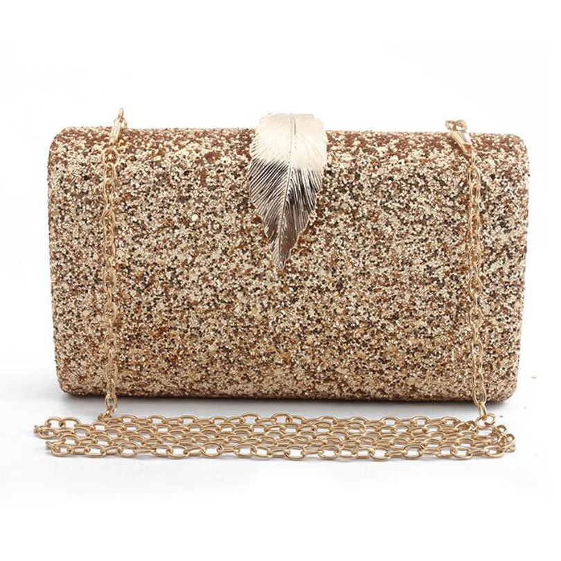 Women/'s Glitter Hexagon Hardcase Diamanti Evening Clutch Purse Pouch Bag Handbag