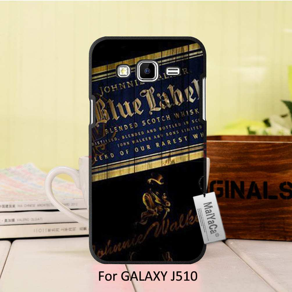 It is a picture of Critical Johnnie Walker Blue Label Case