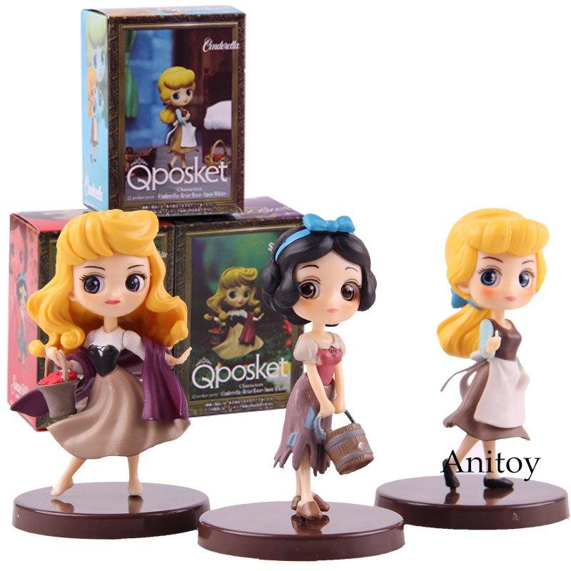 Q Posket Disney Characters Mulan Figure Special B Color BANPRESTO Qposket Japan