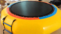 Outdoor Inflatable Toys Trampolim Jump 2m Customized Inflatable Trampolines