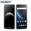 XGODY Y15 6 inch 3G Smartphone MT6580 Quad Core 512MB RAM 8GB ROM Android 5.1 Mobile Cell Phone Dual SIM 8.0MP GPS WiFi