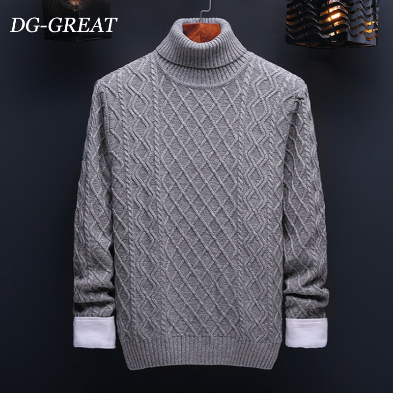 Mens Sweaters 2019 New Fahsion O Neck Autumn Winter Sweater Men Pullover Long Sleeve Casual Men Jumper Sweater Fashion Clothes