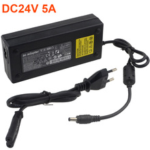 Wholesale New 24v 5A 5000ma Switching Power Supply for Amplifier Board  Power Supply 24v Power Supply 24v5a Power Adapter 120W