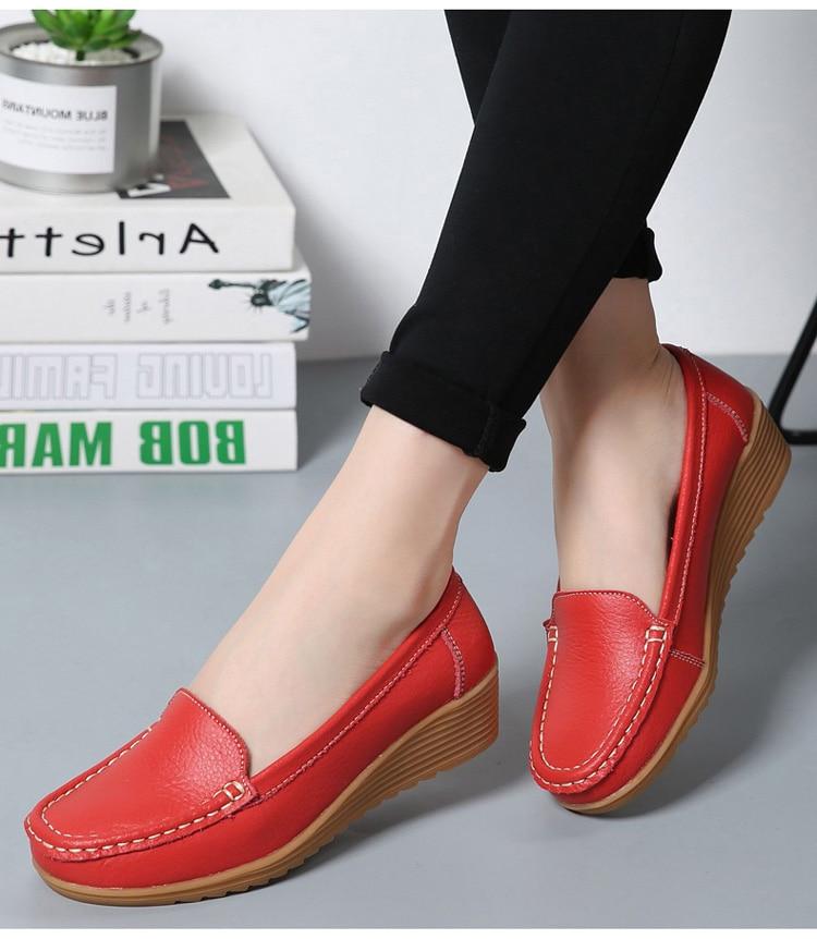 AH 987-2018 New Arrival Autumn Flats Shoes-12