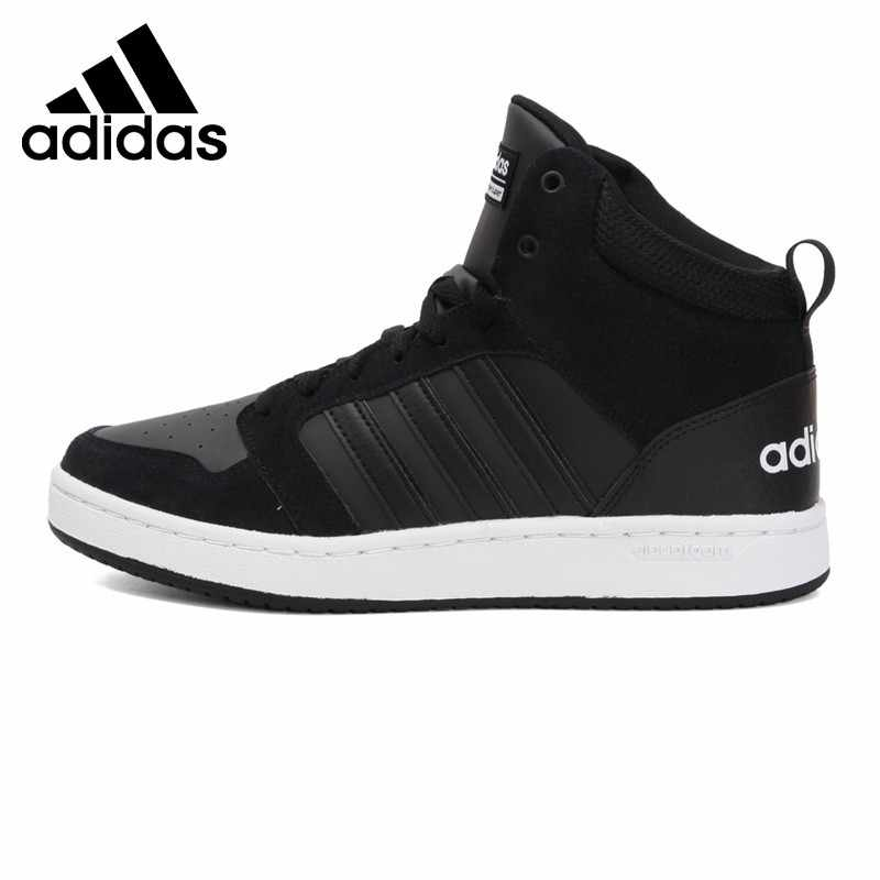 87561058 Original New Arrival Adidas NEO Label SUPER HOOPS MID Men's Skateboarding  Shoes Sneakers Outdoor Sports Athletic BB9920