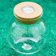 10 см Microlandscape Terrariums Wish Bottle ночник для стеклянного аквариума бутылка