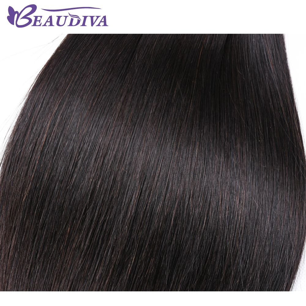 Beaudiva Peruvian Hair Bundles Straight Hair 3Pcs Lot Straight Hair - Skønhed forsyning - Foto 6