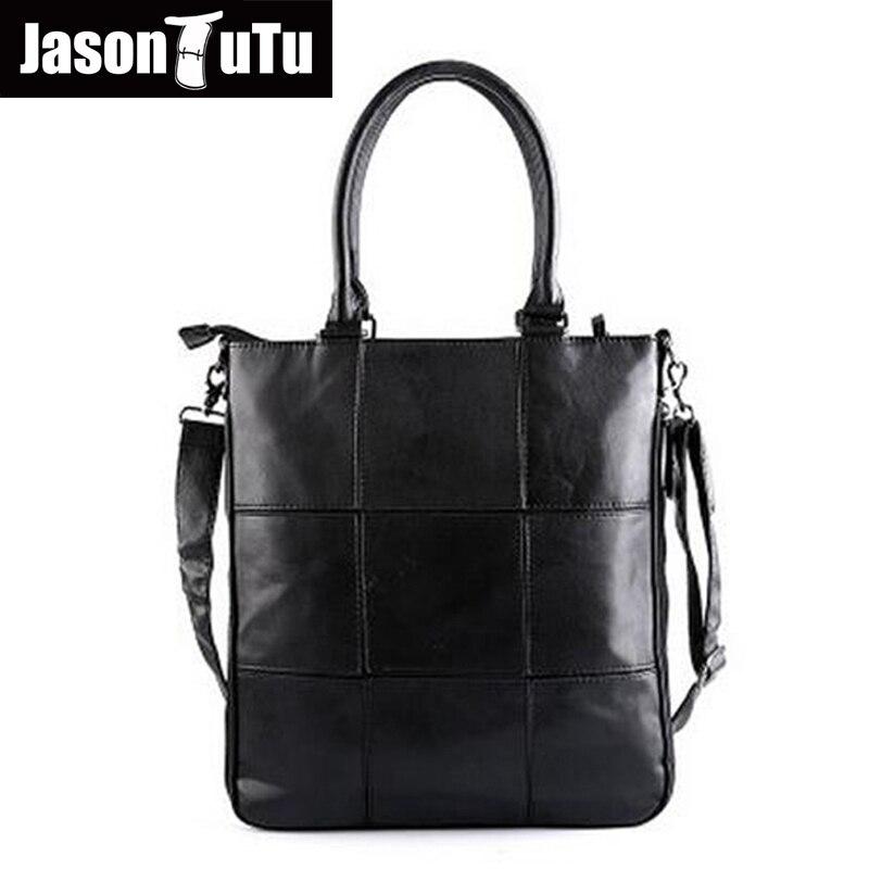 99fcd2edf04 Fashion leather bag men handbag Brands shoulder bags for men crossbody bag  lattice Casual bolsos messenger bag Black B59