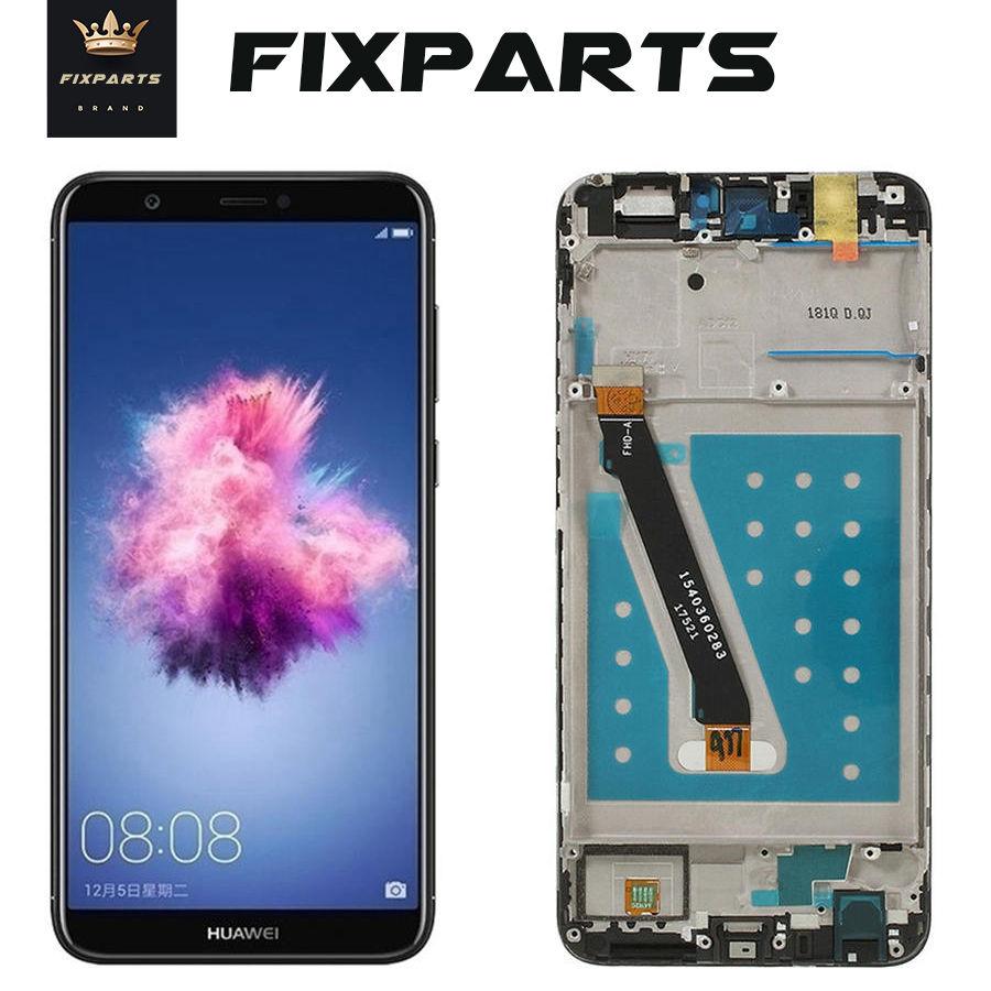 ЖК-дисплей для Huawei P умный ЖК-дисплей сенсорный экран дигитайзер для Huawei P Смарт ЖК-дисплей с рамкой рис LX1 L21 L22 замена экрана