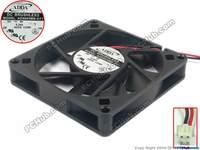 ADDA AD0805MB D71 Server Cooler Fan DC 5V 0.24A 80x80x15mm 2 wire