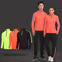 Adult Soccer Sets Kids Football Suit Uniform Goalkeeper Jerseys Doorkeepers Pants Protector Sportswear Quick Dry Training Suits