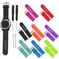 Soft Silicone Replacement Watch Band Strap For Garmin Fenix3 strap Universal D2 / Fenix / Fenix2 / Fenix3 / Fenix3 HR