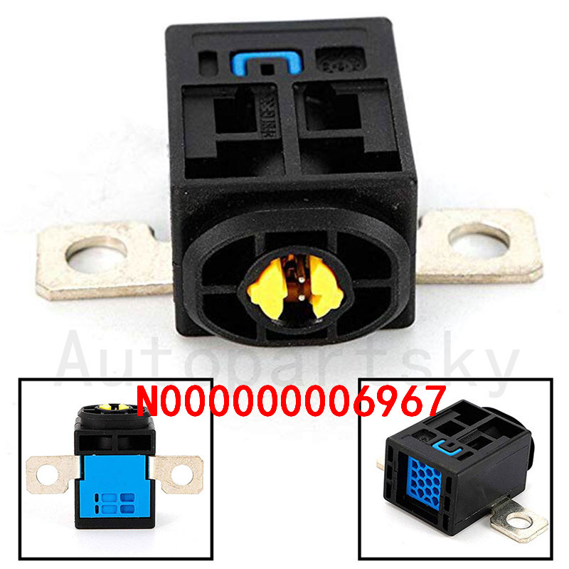 Good Quality PSS 1 N000000004510 1004635 00 A Crash Battery Disconnect Fuse Pyrofuse Pyroswitch N000000006967 for