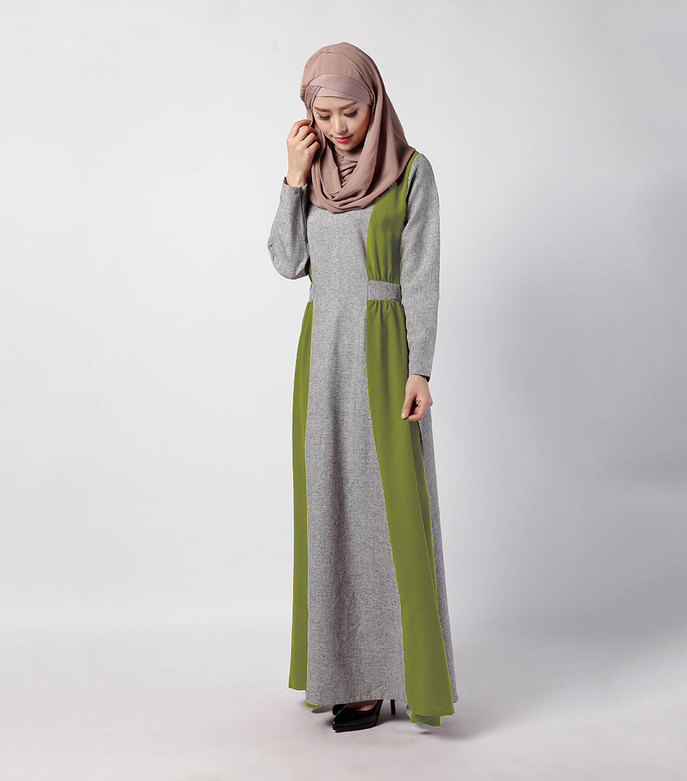 Arabia skirt Muslim dress cotton long skirt joyous occasion dessing High quality skirt made in China