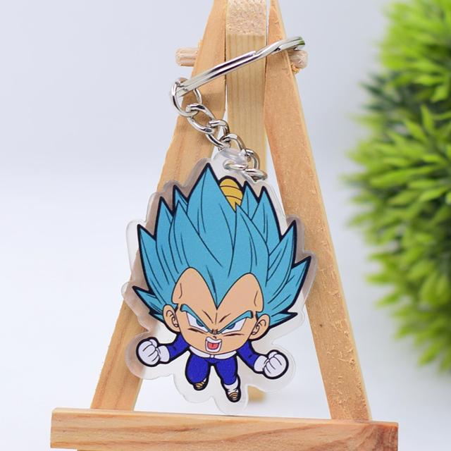 Dragon Ball Anime Key Ring