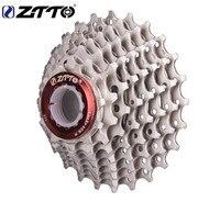 ZTTO 8s 16s 24s 속도 Freewheel 카세트 실버 도로 자전거 자전거 부품 스프로킷 11-25T 호환 부품 2400 2300