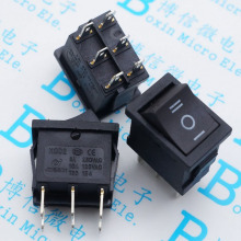 15 * 6 foot 3 file KCD1 21-203 type switch is black