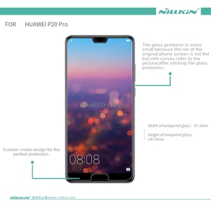 Image 5 - Nillkin Screen Protector for Huawei P20 Pro Tempered Glass Amazing H H+PRO Glass For Huawei P20 Pro 6.1 inch Glass