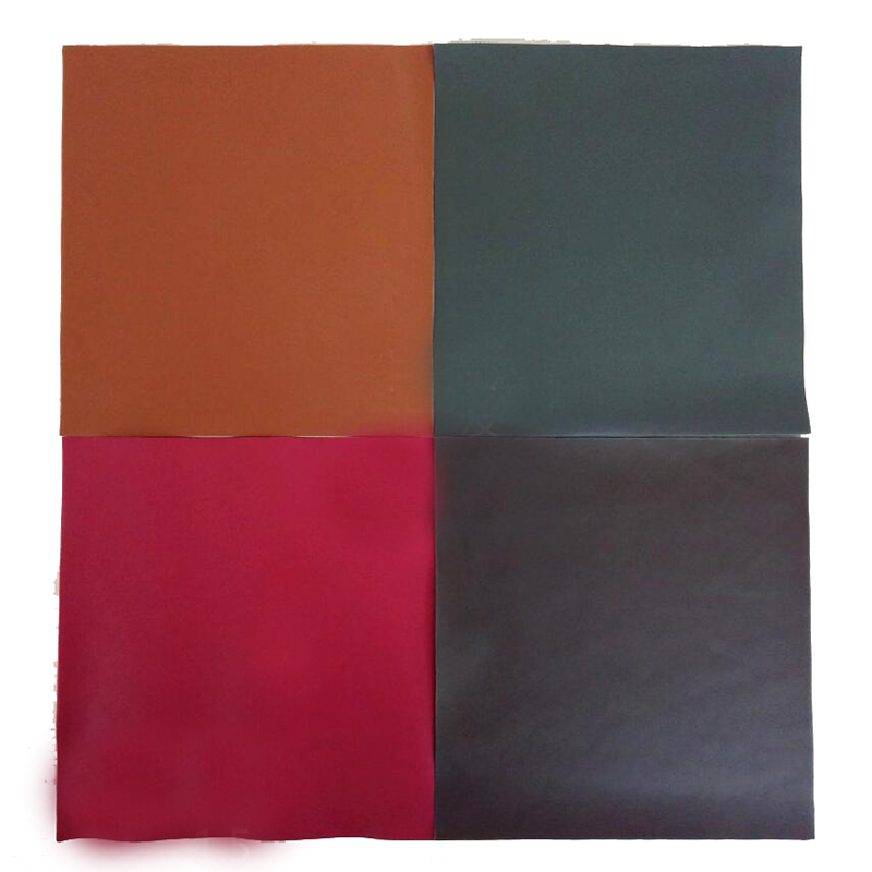 Multicolored Soft Leather Seat Steering Wheel Make Wallets Bags
