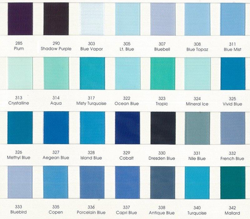 Ribbon Color Chart 10 New Cancer Ribbon Colors Chart Photograph