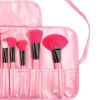5Pcs ye Makeup Brushes Kit Women Eyeshadow Powder Eyeliner Blending Brush Eye Shadow Brushes Set