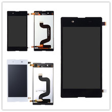 JIEYER 4.5'' 854x480 Display For SONY E3 LCD Touch Screen Digitizer Display For SONY E3 LCD D2203 цена и фото