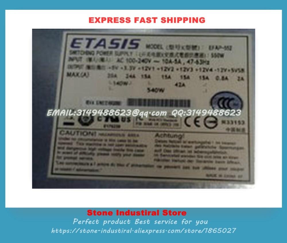 AA-P71000R03 EFAP-552 PSU 550W Power tested working good samsung rs 552 nruasl