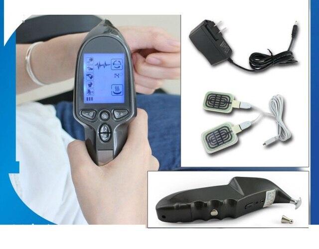 2016 New Energy Meridians Pen Electronic Point Massage Electric Acupuncture stimulation Sub health diagnosis massage device
