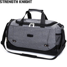 Travel Bag Large Capacity Men Hand Luggage Travel Duffle Bags Nylon Weekend Bags Women Multifunctional Travel Bags