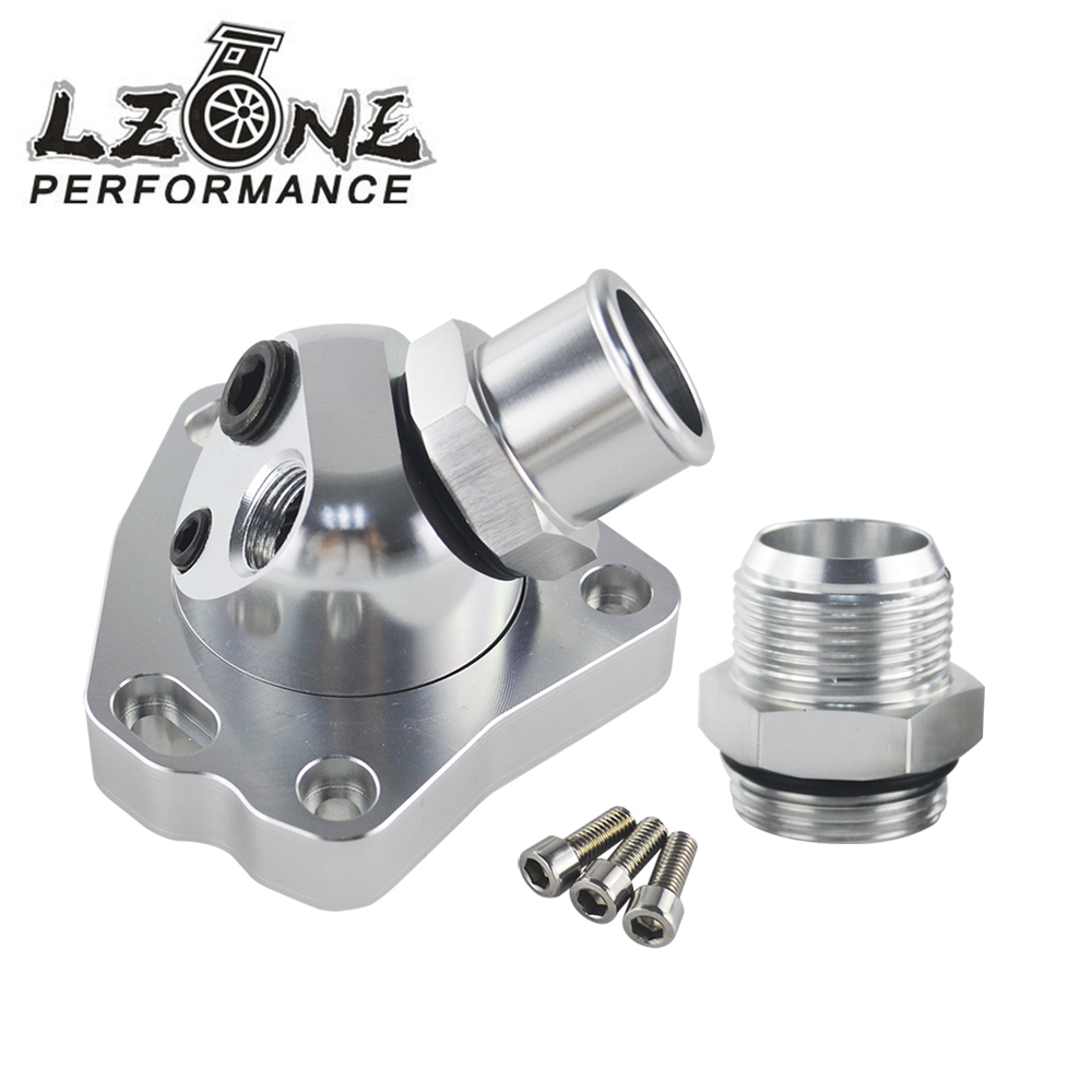 LZONE RACING - Universal K20 K24 car engine cooling Components swivel neck Thermostat Housings JR-CTT01