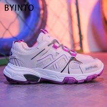 c3b69b5a8 2019 primavera verão mulheres sapatas de tênis anti-skid air mesh tênis  feminino calçados esportivos