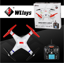 WLtoys V353 Galaxy Headless Mode 2.4G 4CH 6 Axis Gyro RC Quadcopter with 1080P Camera VS Wltoys v262 DJI Phantom 2 Cheerson CX20