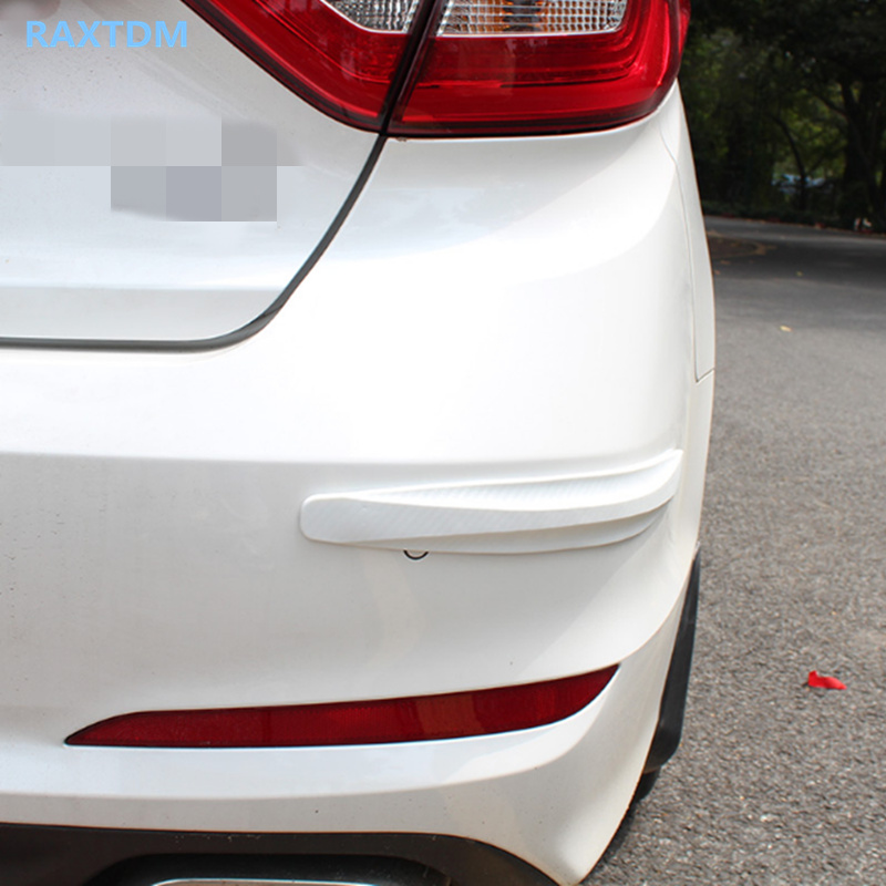 CAR Bumper Anti-collision Strip Sticker for Toyota Camry Highlander RAV4 Crown Reiz Corolla Vios Yaris L