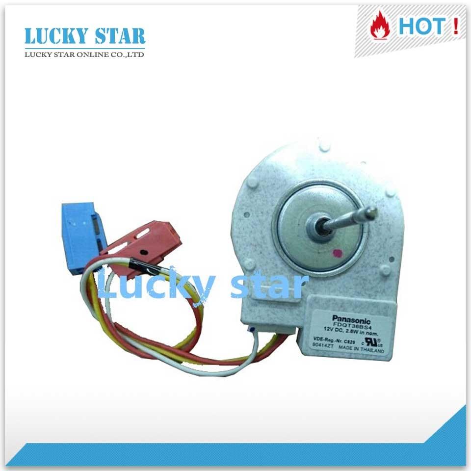 ФОТО 100% new for good working High-quality for refrigerator FDQT36BS4 12v Fan Motor
