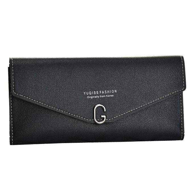 Lady Purses Credit Cards ID Holder Women Wallets Brand Money Burse Bag Female Long Clutch Coin Purse Pocket Envelope Wallet Bags cute girl hasp small wallets women coin purses female coin bag lady cotton cloth pouch kids money mini bag children change purse